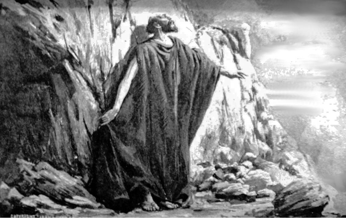 Illés a Hóreb hegyen