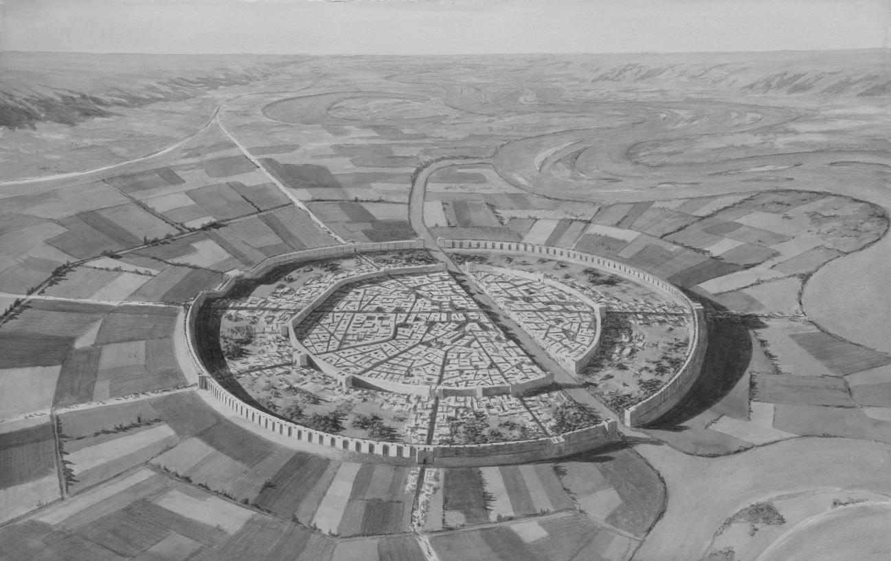 Mári városának rekonstruált képeMári a Kr. e. 3. évezredben vált lakottá és virágzó központtá. A sumer királylista szerint a vízözön utáni 10. dinasztia Mári dinasztiája volt: 6 királya összesen 136 évig uralkodott. Az uralkodóház nyelve nem sumer volt, hanem egy sémi dialektust beszéltek. Az amorita Zimrí-Lim (Hammurápi kortársa, Kr. e. 18. század) levéltára lehetővé teszi a mezopotámiai események időpontjainak meghatározását a Kr. e. 2. évezredben.